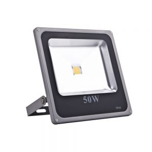 50W LED Tetragonal IP65 Flood Light Outdoor Landscape Lamp