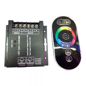 Synchronous Colorful Touch Controller