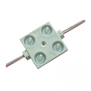 SMD2835 12VDC 1.32W 46*36*6.5mm Waterproof White Light LED Module