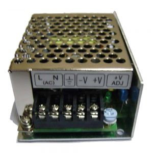 24W AC100V-240V to DC 12V 2A Non-Waterproof Metal Cover Universal  LED Switching Power Supply (for LED Lighting)