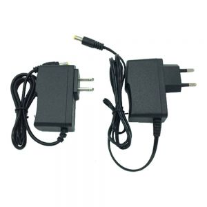 6W Glue Cover Universal Plug in Power Supply Adapter (AC100V-240V to DC 6V 1A)