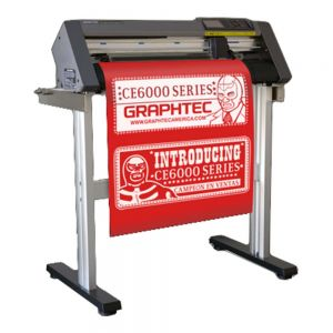 "24"" Graphtec CE6000-60 High Performance Vinyl Cutting Plotter"