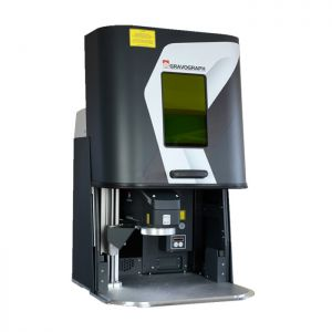 FIBRE100 Laser Marking System for Personallization and UID Compliant Traceability