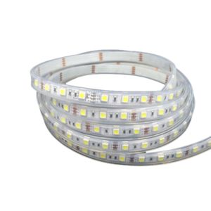 5M Waterproof IP65 600 LED Strip Light 2835 SMD String Ribbon Tape Roll 12VDC