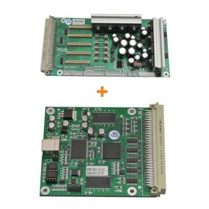 Xenons X3A-6407ADE Eco-solvent Printer MainBoard A+B