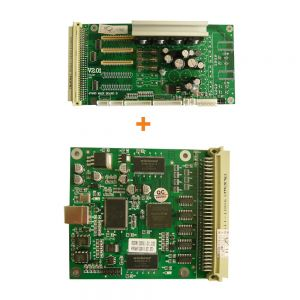 Xenons X3A-7407ASE Eco-solvent Printer MainBoard A+B