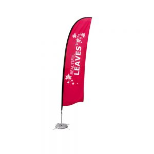 11.5 ft Wing Banner (Single Sided Graphic Only)