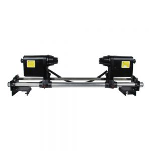 "54"" Automatic Media Take Up Reel GSD54 Two motors for Mutoh/ Mimaki/ Roland/ Epson Printer--220V"