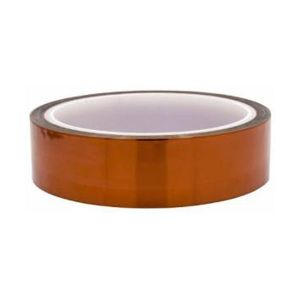25mm X 100FT 3D Sublimation Kapton Tape, Heat Resistance Proof Tape for Heat Transfer Print