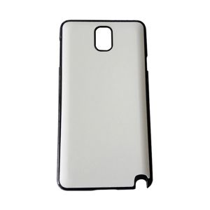 3D Sublimation Samsung N9006 Blank Cell Phone Case Cover with Metal Sheet for Heat Transfer Printing