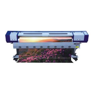 SJ2000 Dual Epson DX5 Heads High Quality Eco-solvent Inkjet Printer