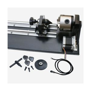 Rotary (for engraving cylinder materials)  for Redsail M500 Laser Engraver
