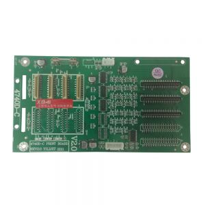 Xenons X2A-7407ASE Eco-solvent Printer 4740D-C (X841) Printhead Board