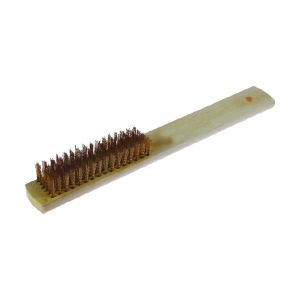 Brass Brush for Plastic Hot Air Welder