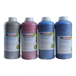 Original Wit-Color Eco solvent Ink 4L/4Colors (CMYK)