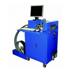 Ving CNC Notching Machine Notcher for Metal Channel Letter, Single Side Notch