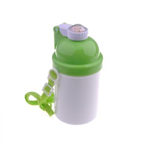 400ml Blank water Bottle With Little Compass For Kids Children Sublimation Printing