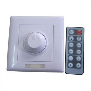 12Key Remote Control Low Voltage LED Dimmer Switch