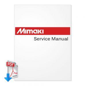 Mimaki jv33-130, jv33-160 mechanical drawing service manuals.