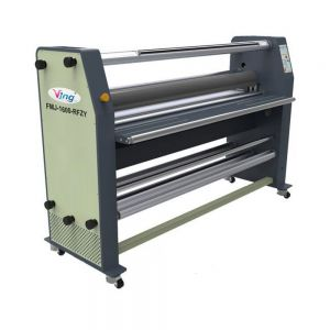 "Ving 63"" New Type Full - auto Wide Format Hot / Cold Laminator"