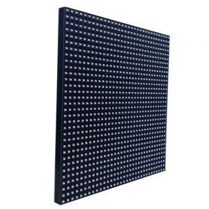 "Indoor LED Display P7.62 Medium 32 x 32 RGB LED Matrix Panel(9.6"" x 9.6"" x 0.5"")"