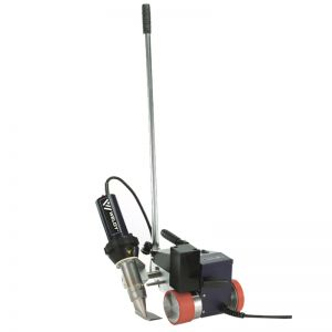 AC220V Tarper TW3400 Automatic Hot Air Welder with 40mm Overlap Nozzle