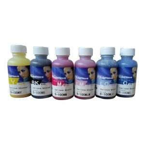 Original Inktec SubliNova Dye Sublimation Ink Set 6x100ml (DTI)