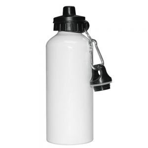 600ml Blank White Sport Bottle for Sublimation Printing