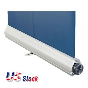 "Clearance Sale! US Stock-High Quality Colorful Base Adjustable Roll Up Banner Stand (33"" W"