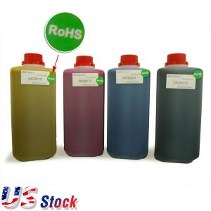 US Stock-12L High Quality Compatible Roland ECO Solvent Ink(3-Year Outdoor Durability) Y3M3C3K3