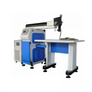 Ving 300W Dual Optical Path Laser Welding Machine for Fine Metal Channel Letter Making