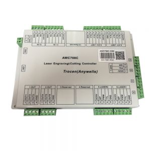 Controller Mainboard for Trocen / Anywells AWC708C Laser Controller System