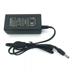 Mini 36W Glue Cover Universal Plug in Power Supply Adapter (AC100V-240V to DC 12V 3A,for LED Module/LED Strip/LED Bar)