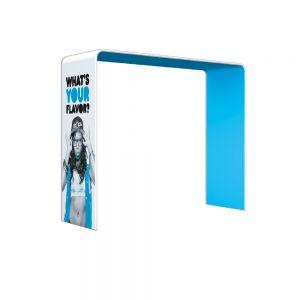 Fabric Tension Square Arch Banner Display(Graphic Include/Double Sided)