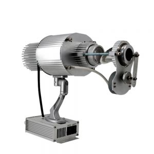 20W Pattern Rotary Linear <Swing> Scan LED Advertising Logo Projector Light