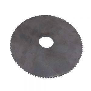 "100mm (3.9"") Diameter Tungsten Saw Blade, Cutting Blade, Cut Iron, Stainless Steel, Aluminum"