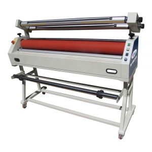 """US Stock, Ving 63"""" Master Mounting Cold Laminator, Semi-auto Wide Format"""