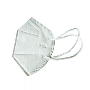 1440pcs / Carton, CE FDA Registered KN95 5-layer Self-Priming Filter Type Protective Face Mask