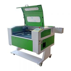 """US Stock, 20"""" x 28""""(500mm x 700mm) 90W CO2 Laser Cutter, with Double Side Open Door, with USB Port and Electric Lifting Worktable"""