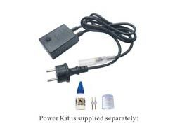 2 wire power cord with 8 function controller