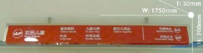 Directional signboard 035