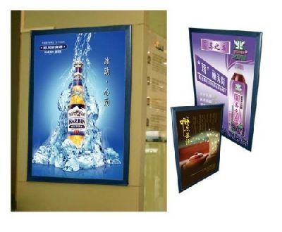 "A3 (16.5"" x 11.7"") Aluminum Frame Super Slim Light Box (With Printing)"