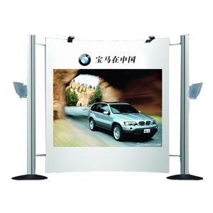 Comercial Display Booth Stand