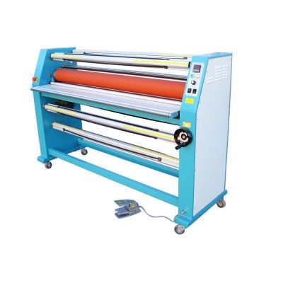 "51"" Cabinet Frame Full-auto Electric Single Side Wide Format Hot Laminator"