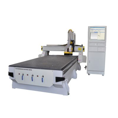 "51"" x 98"" (1300mm x 2500mm) Woodworking CNC Router with 6KW Spindle"