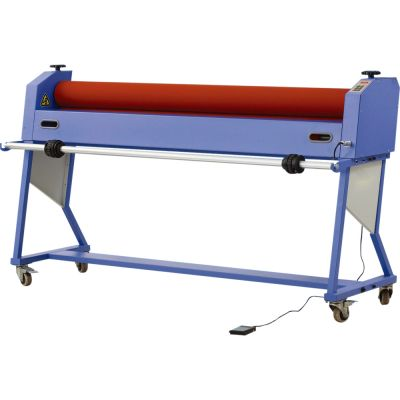 "63"" Economical Electrical Wide Format Cold Laminating Machine"