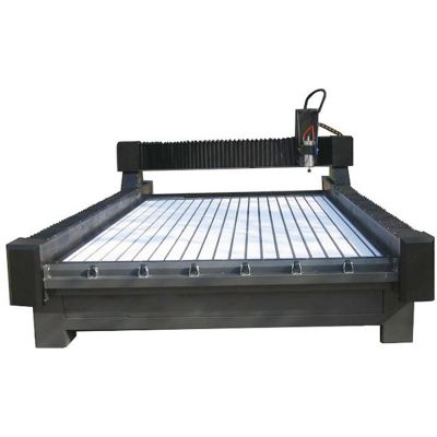 "79"" x 118"" (2000mm x 3000mm) Heavy-Duty Stone/Glass Carving CNC Router"