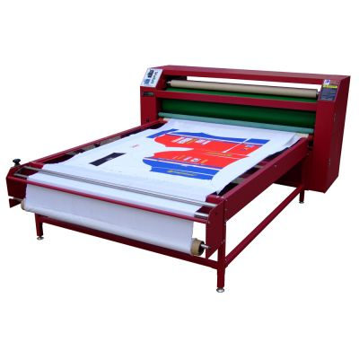 "98.4"" Large Format Heat Transfer Machine Separation Style 2500(2500mm Oil-warming Blanket Machine)"