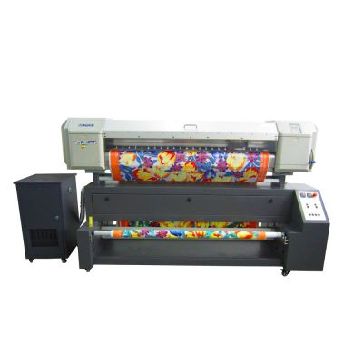Direct Dye Sublimation Digital Inkjet Textile Printer and Heater-Mut1600 (1600mm Flag Making Machine)