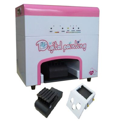 Multifunctional Nail Art and Flower Printer(With PC Inside)